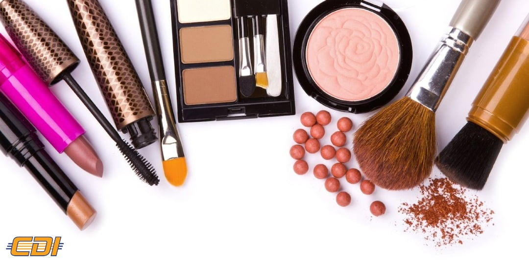 واردات انواع لوازم آرایشی از چین
